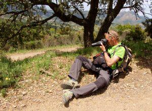 Laurent Guillemin accompagnateur en montagne