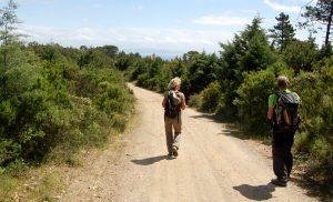 randonnée ile d'elbe