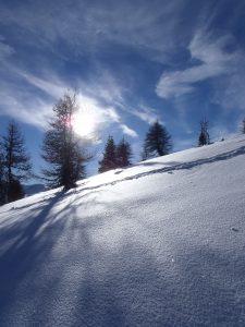 la montagne dans toute sa splendeur