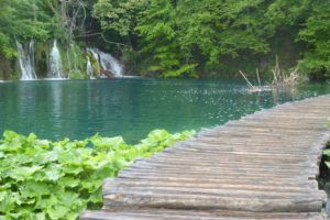 randonnée en Croatie
