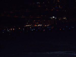 nocturne en raquette